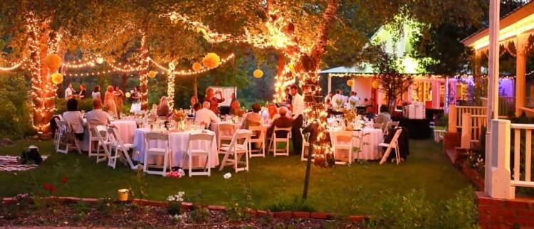 Свадьба в семейном кругу