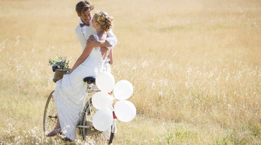 Эта свадьба просто «жесть», или 8 лет счастливого брака