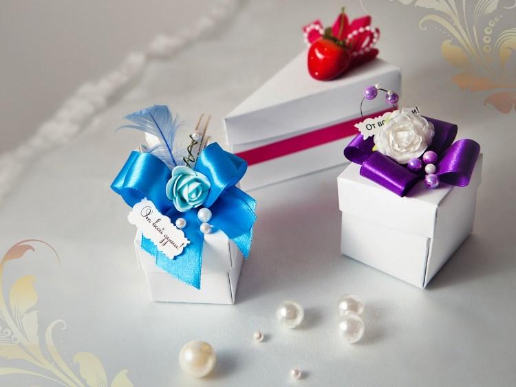 Небольшие подарки