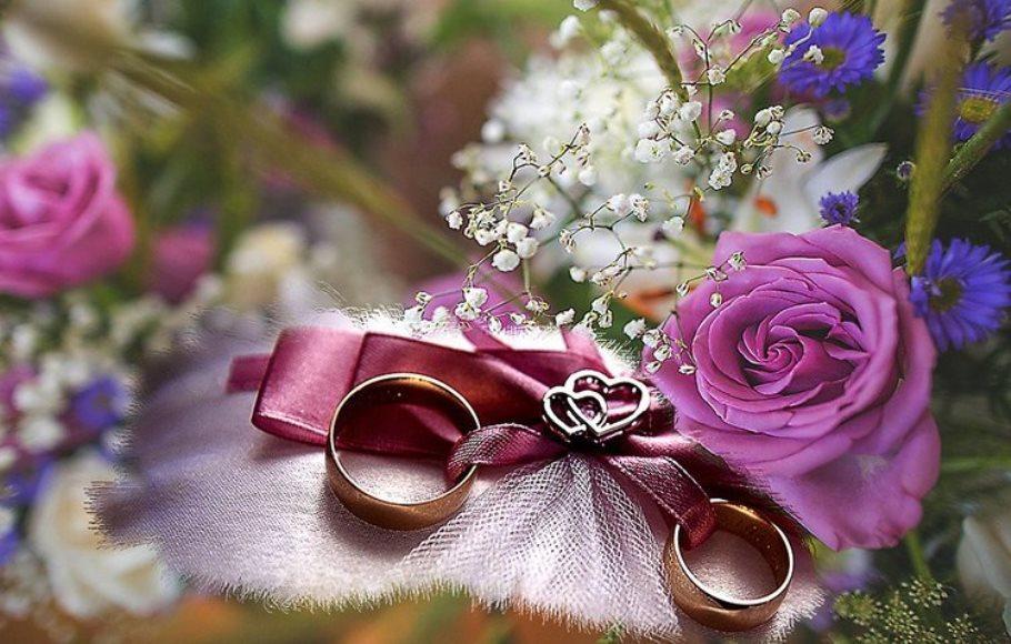 Оловянная свадьба – первый свадебный или розовый юбилей