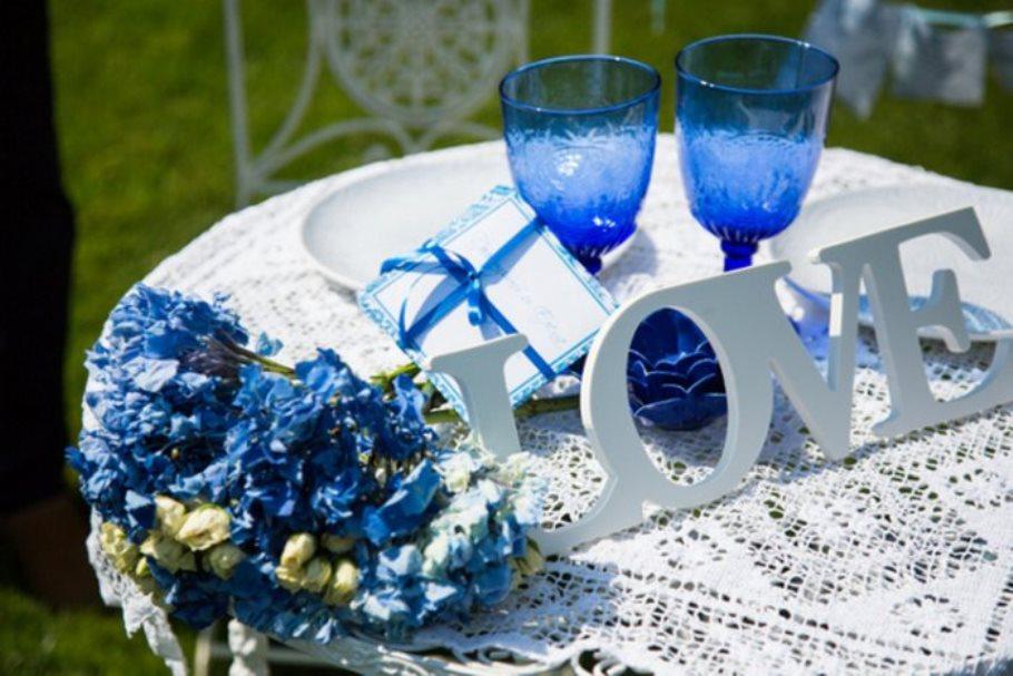 Топазовая свадьба – как оригинально отметить 16 лет в браке