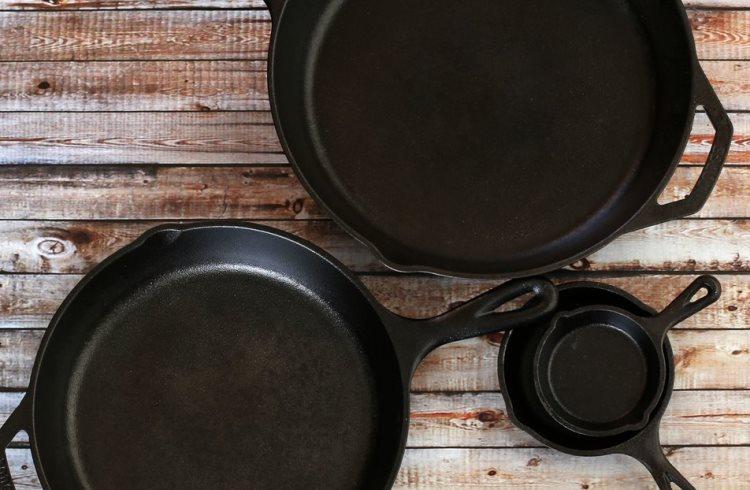 Чугунная кухонная посуда