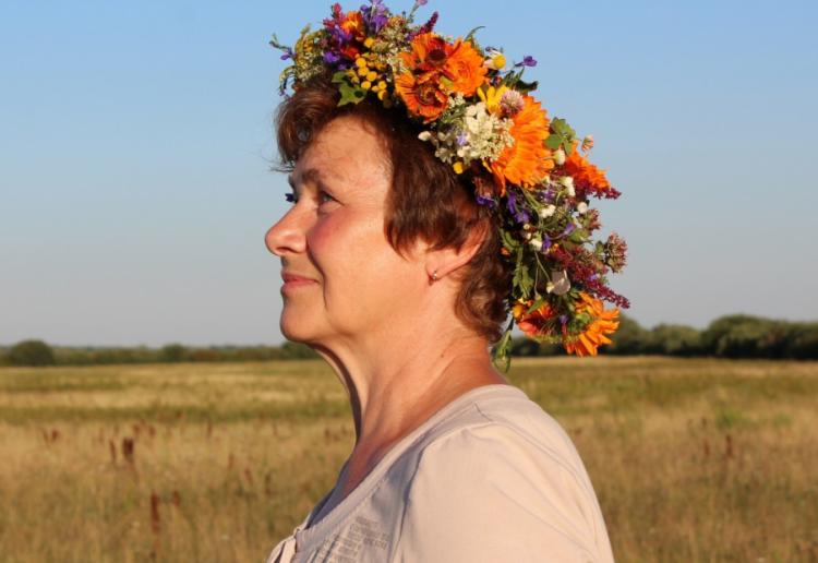 Для бабушки из деревни