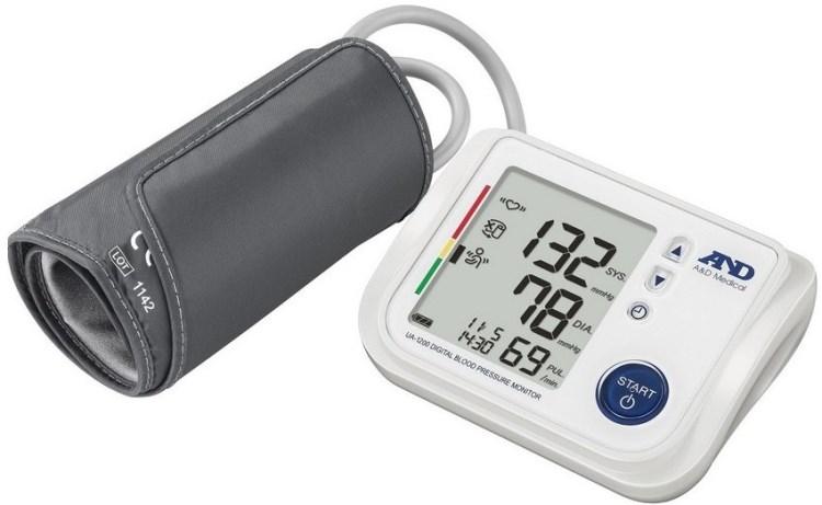 Электрический прибор для измерения давления