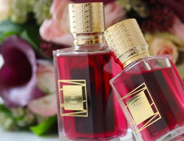 Элитную парфюмерию