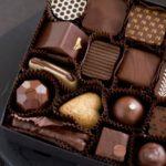 Коробка эксклюзивных конфет