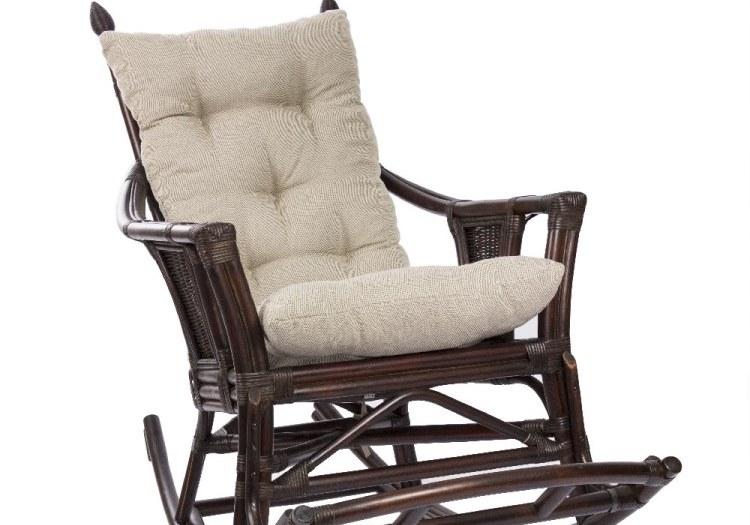Удобное кресло-качалку для дачи