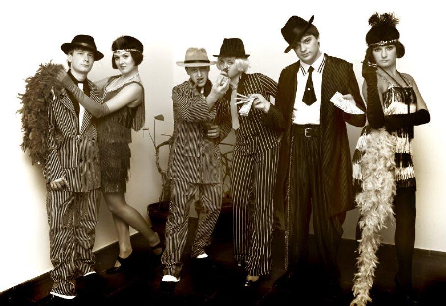 Вечеринка в стиле Чикаго: как организовать гангстерский праздник